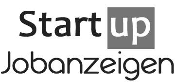 Startup Jobanzeigen